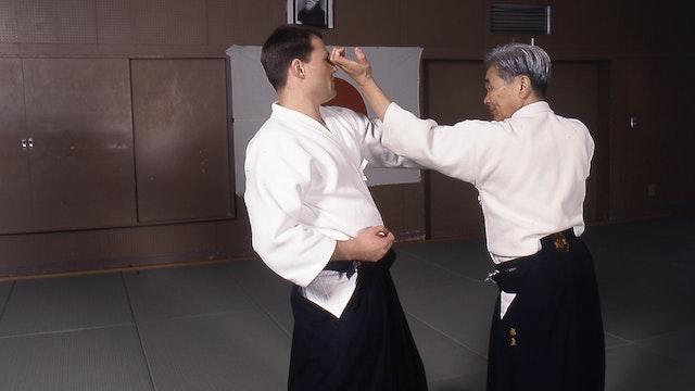 Nishio Aikido Part 5: Yokomenuchi