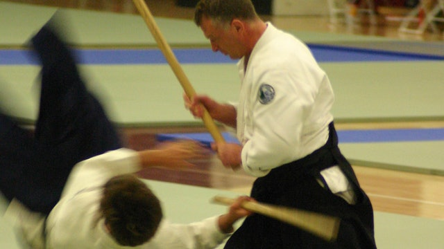 Aiki Expo Seminar 2005: Part 1