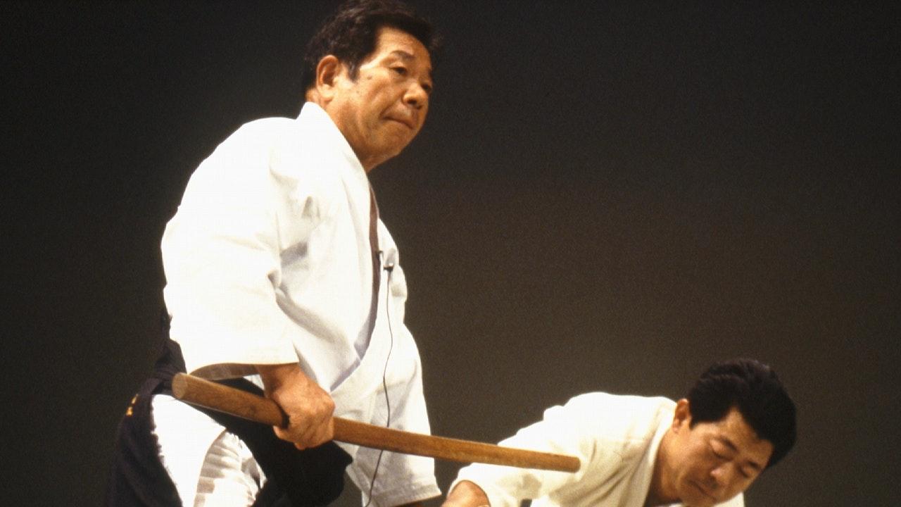 Aiki Ken and Aiki Jo