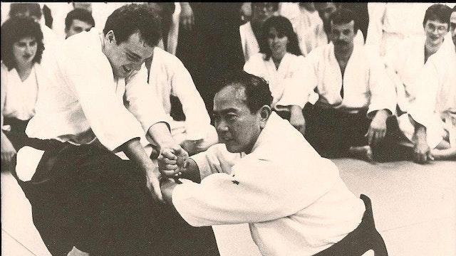 Koichi Tohei 1974 Seminar: Part 2
