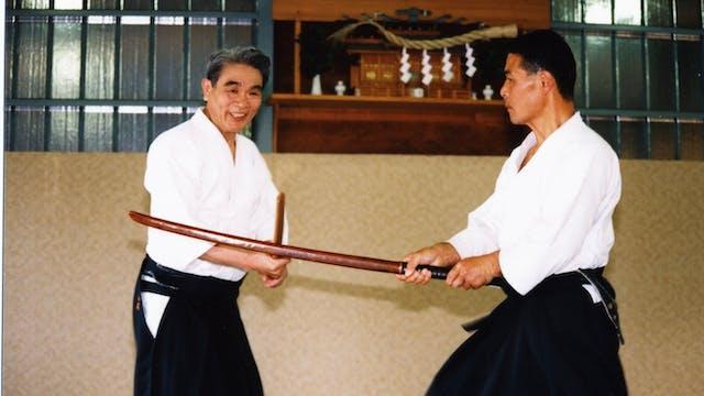 Nishio Aikido Part 3: Shomenuchi 1