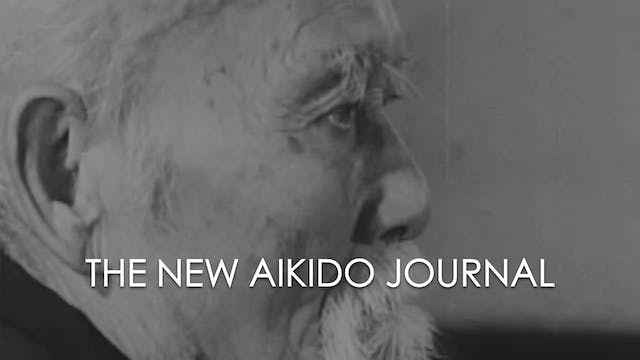 The New Aikido Journal
