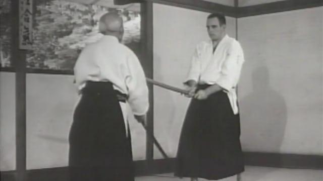 """Morihei Ueshiba: 1962-1969 """"Divine Techniques"""""""