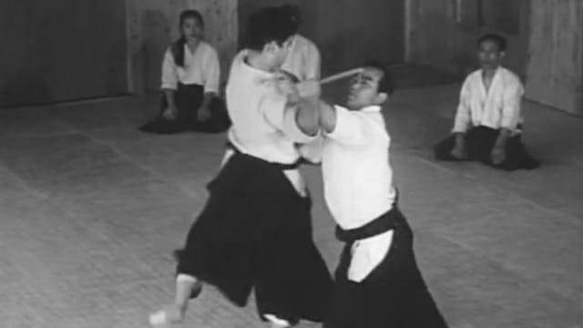 Koichi Tohei: 1962 Hombu Dojo