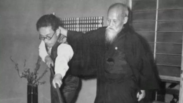 A Focus on History: Ep. 3 Morihei's J...