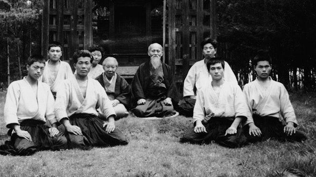 Post War Greats of Aikido