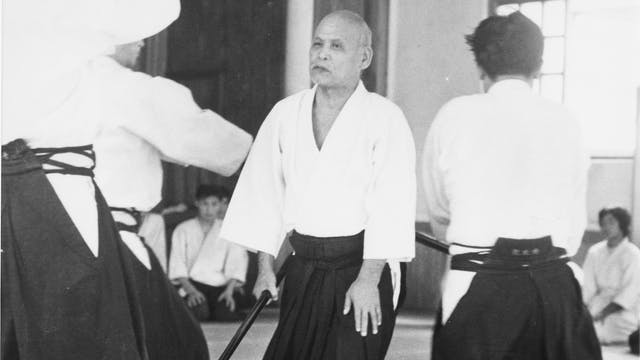 Noriaki Inoue: Aikido's Forgotten Pio...