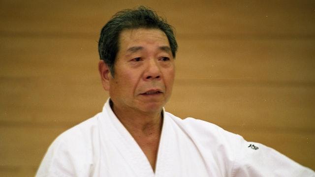 Morihiro Saito: Atemi