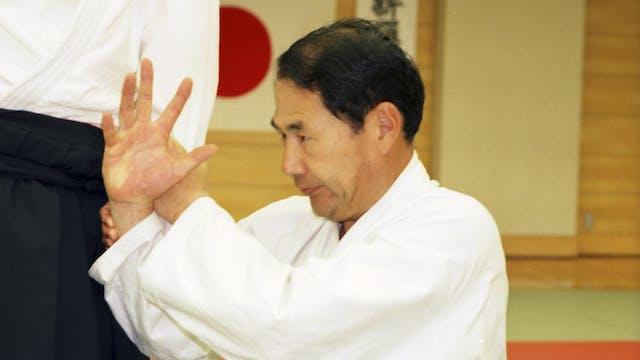 Daito-ryu: Katsuyuki Kondo, Volume 3