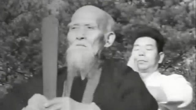 Morihei Ueshiba: Iwama with Saito in ...