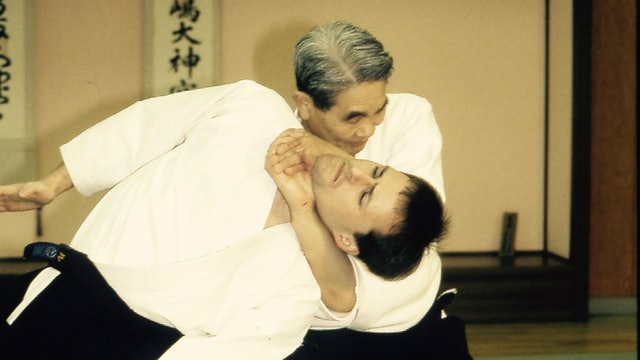 Nishio Aikido: Part 1: Gyakuhanmi Katatedori
