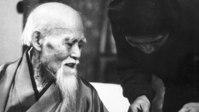 Morihei Ueshiba Radio Interview: Part 2
