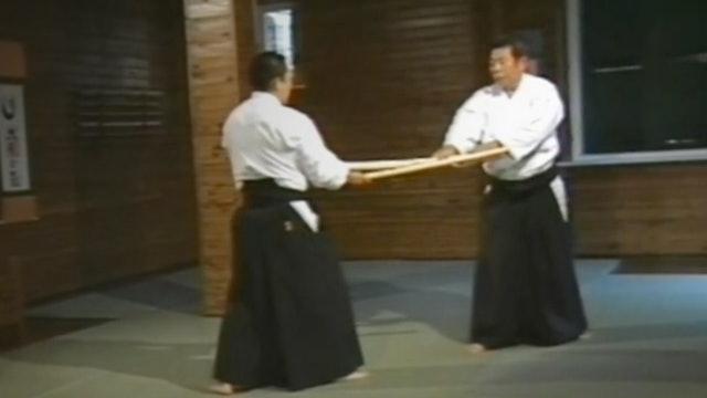 Morihiro Saito: Aiki-ken