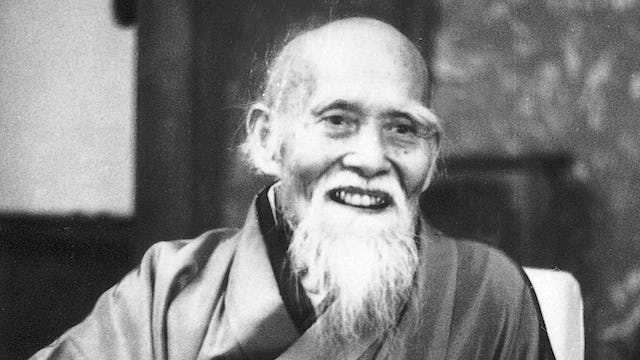 Morihei Ueshiba Radio Interview: Part 1