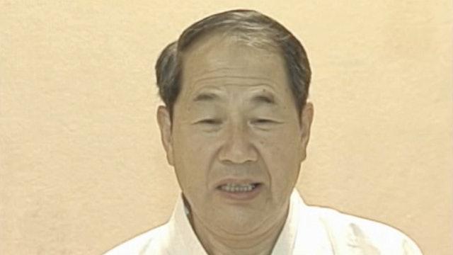 2005 Aiki Expo:  Katsuyuki Kondo, Daito-Ryu