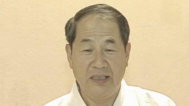 2005 Aiki Expo:  Katsuyuki Kondo, Dai...