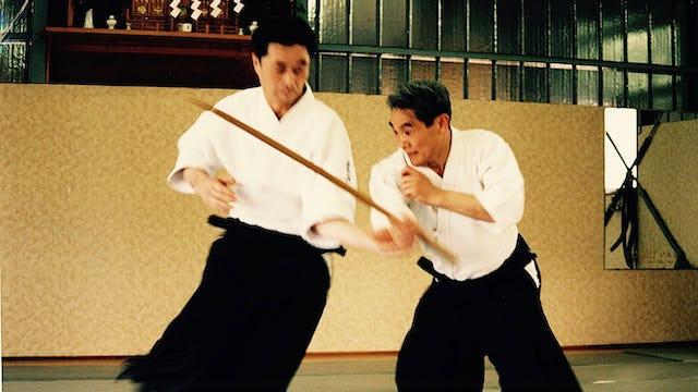 Nishio Aikido Part 4: Shomenuchi 2