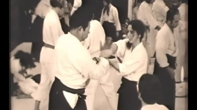 Morihiro Saito 1974 San Francisco Seminar: Part 2