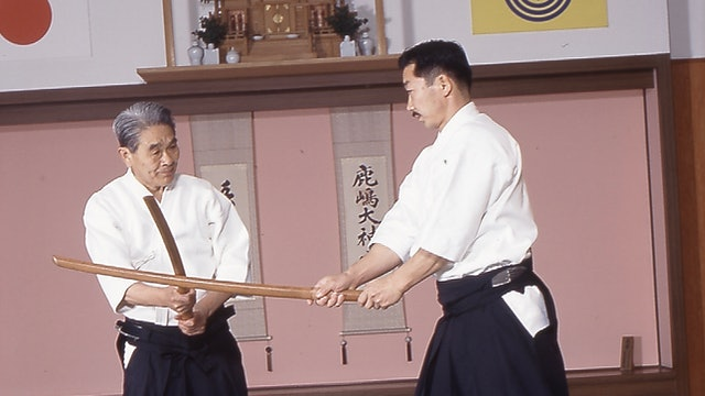 Nishio Aikido Part 7: Katadori Menuchi