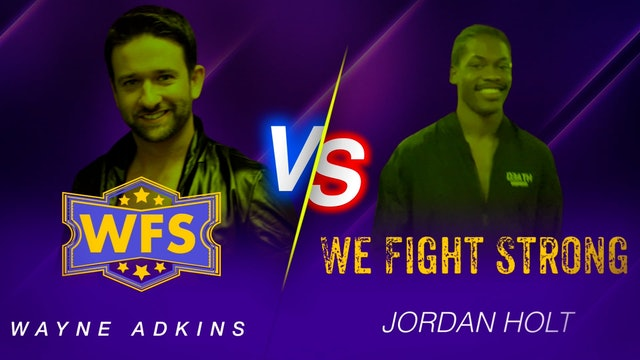 Jordan Holt v Wayne Adkins