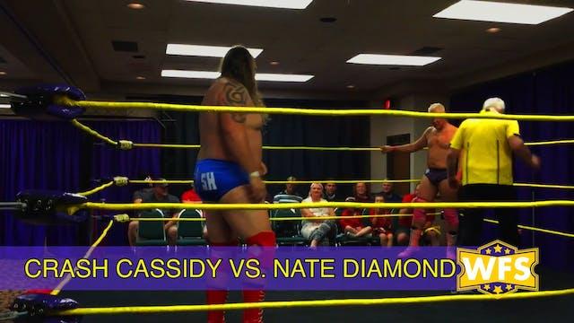 CASSIDY V DIAMOND