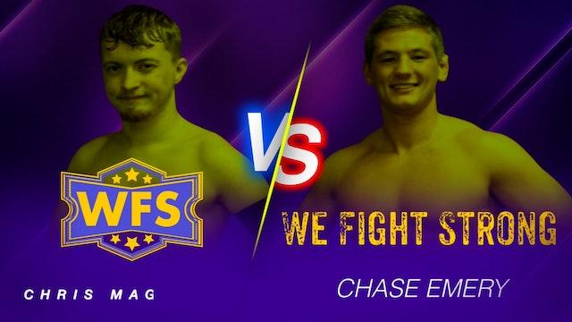 Chris Magnus vs Chase Emery
