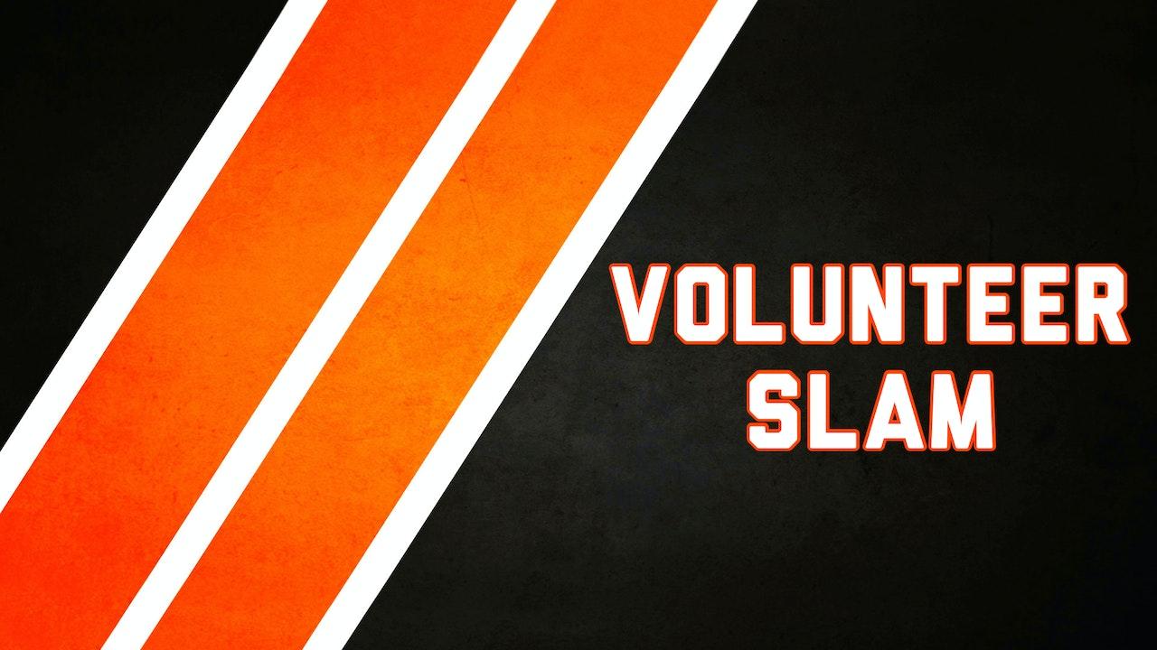 Volunteer  Slam
