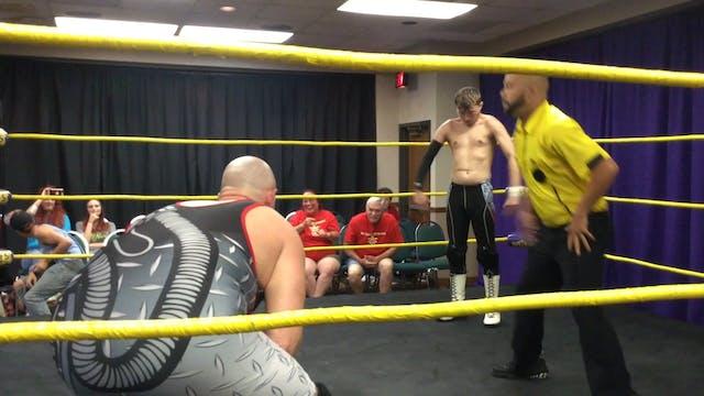 Chris Magnus vs Dr. Joe Briggs