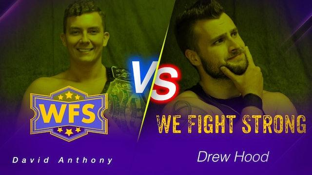 David Anthony vs. Drew Hood