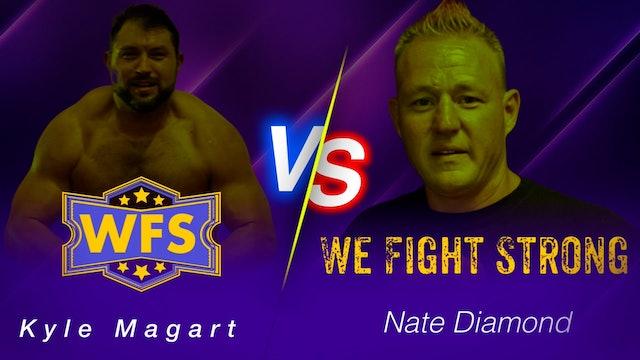 Nate Diamond v Kyle Maggert