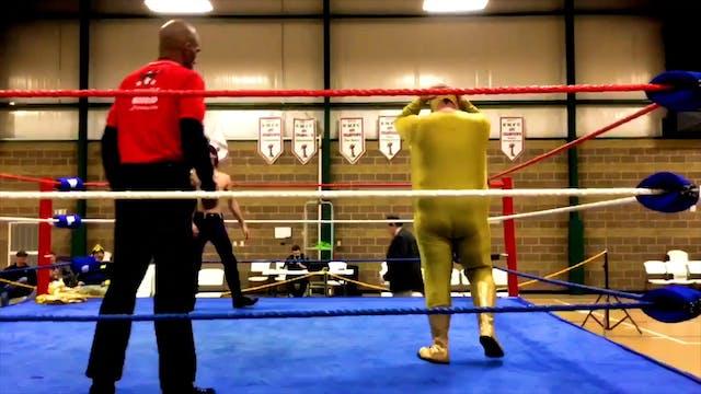 Golden Terror vs. Nate Wild