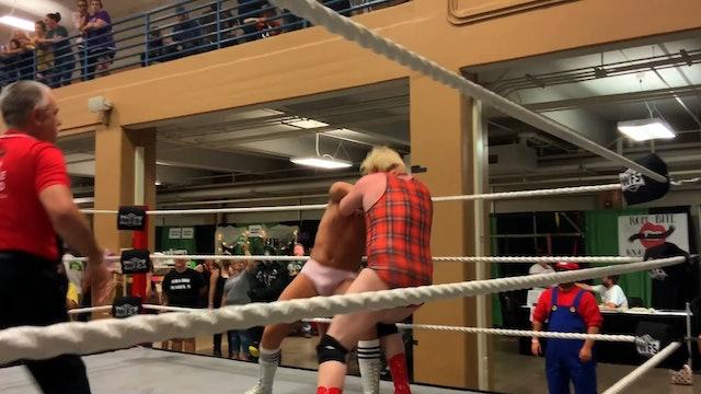 1-Murphy Beats David  AnthonyTV Title