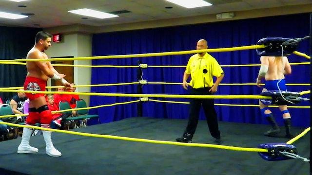 Mike Mann vs Wayne Adkins