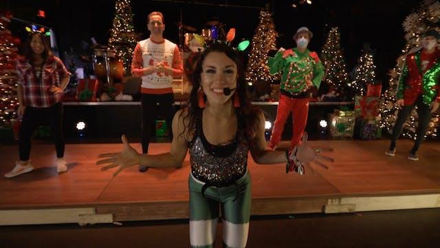 2020 Holiday Joy Jam (Dance cardio)