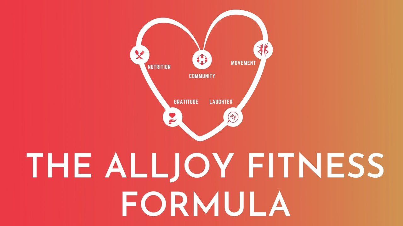 Alljoy Fitness Formula Introduction