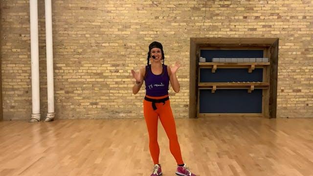 Joy Sweat Beginner Series (20 mins)