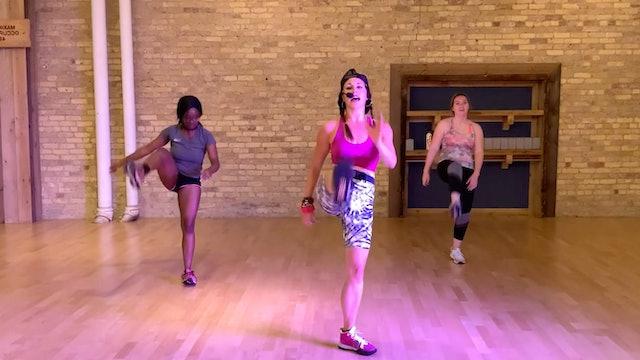 Joy Sweat (32 min) 7.13.21
