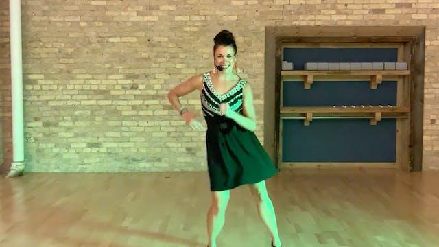 Latin Dance Move Breakdown (12 min) 8...