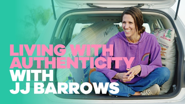 LIVING WITH AUTHENTICITY