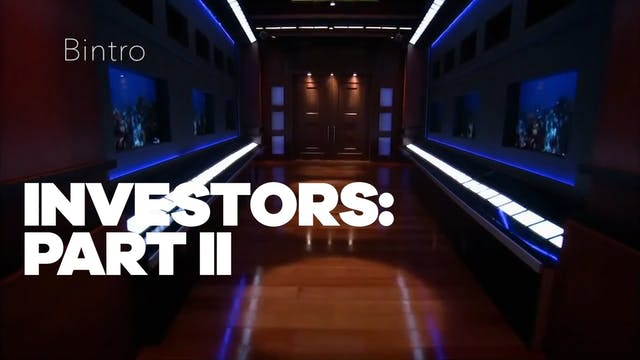 Investors: Part II