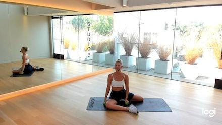 Amanda Kloots Fitness Video