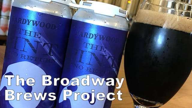 Come From Away - Brew Day