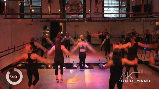 """Happy Hour """"Skater"""" Full Body Workout"""