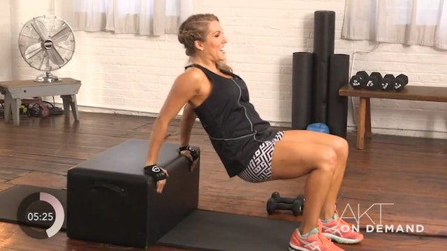 AKT 101 Upper Body Workout