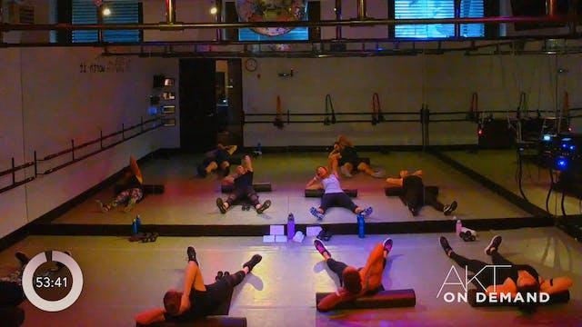 AKTone VIII Full Body Workout