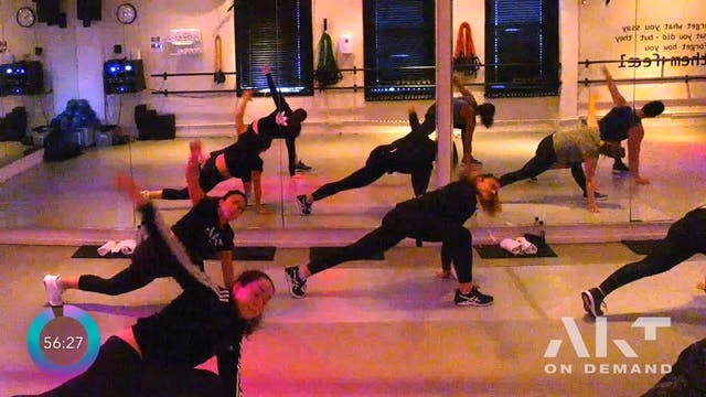 "*NEW* DANCE ""Heel Toe"" Full Body Workout"
