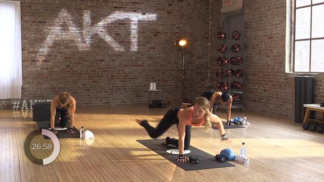 AKTone III Full Body Workout