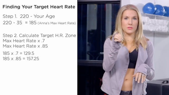 Workout Tip: Why Heart Rate is Important