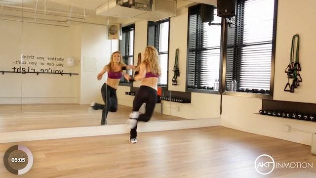 """Jack and Shake"" Cardio Workout"