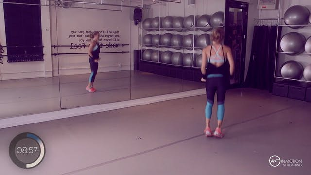 """Pumped Up Kicks"" Cardio Workout"